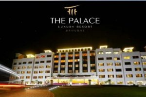 The Palace Hotel and Luxury Resort